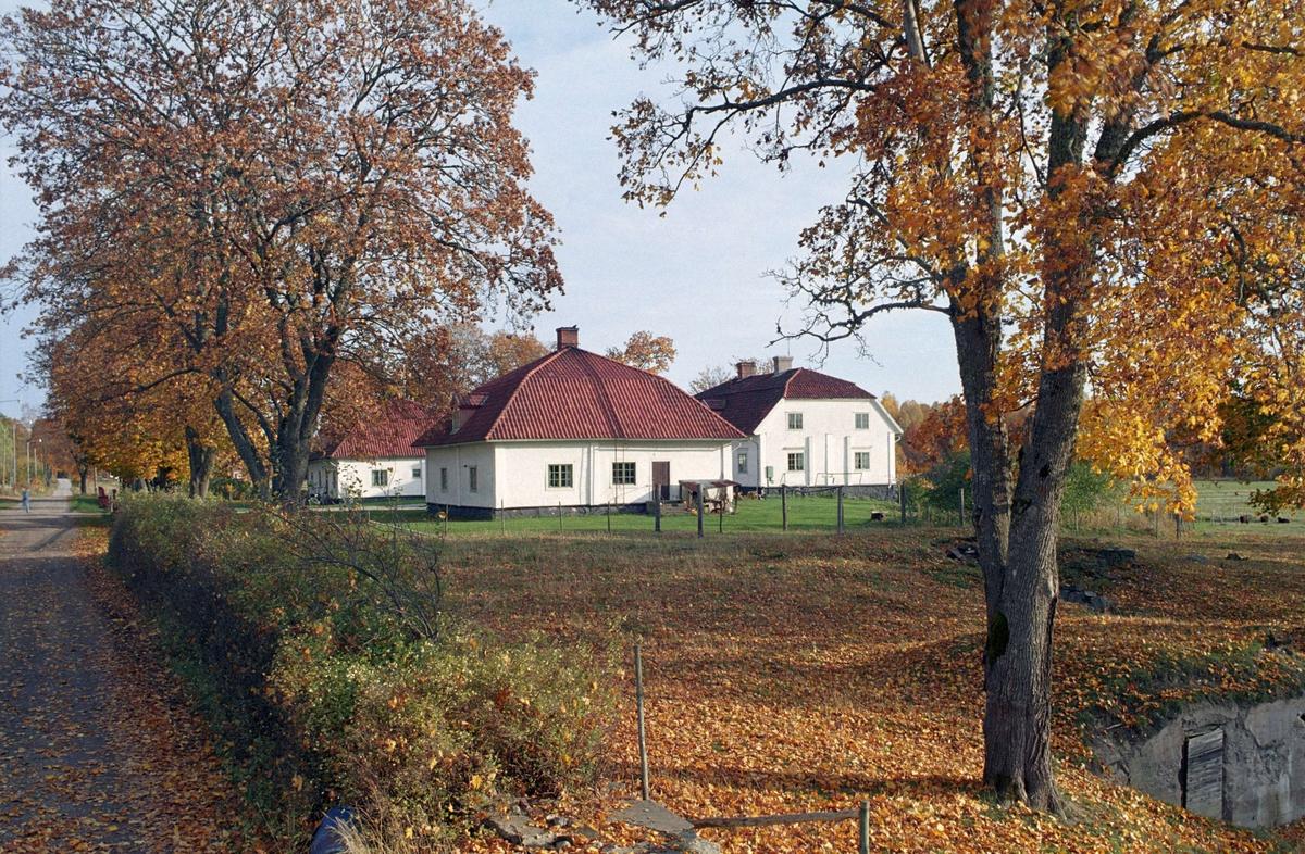 Untra gård, Söderfors socken, Uppland 1996