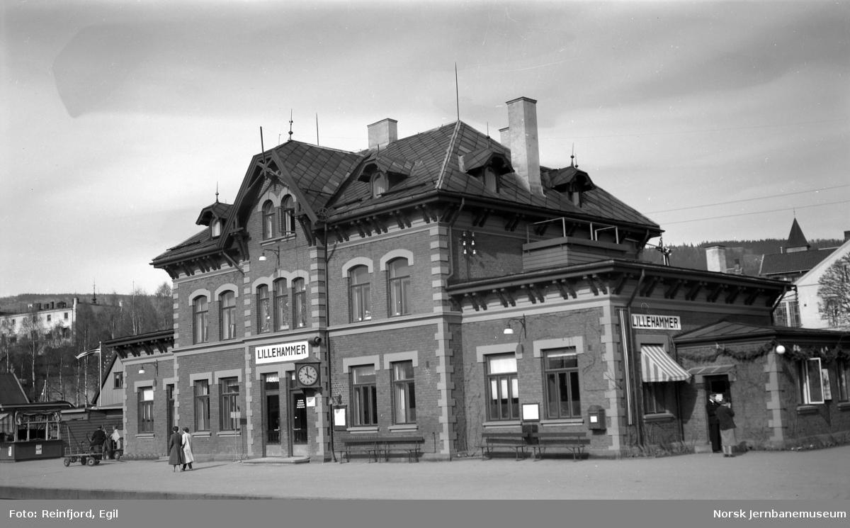 Lillehammer stasjonsbygning