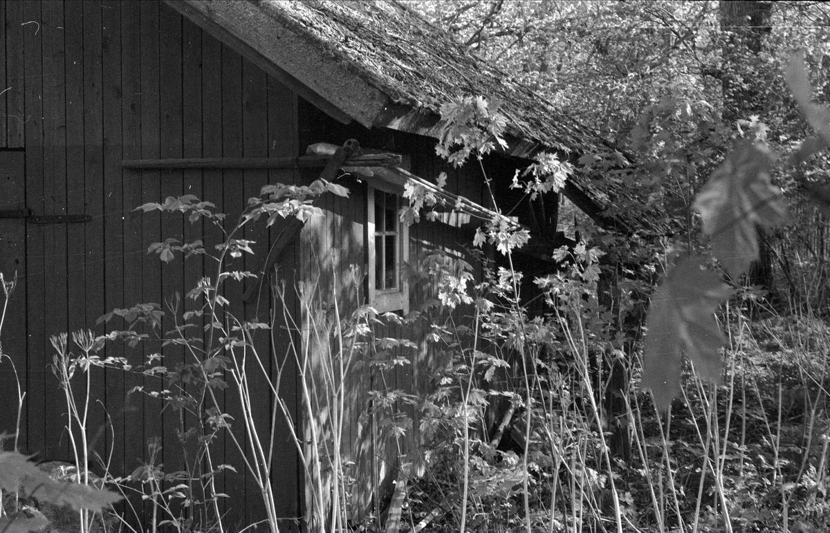 Garage, Sätuna, Björklinge, Björklinge socken, Uppland