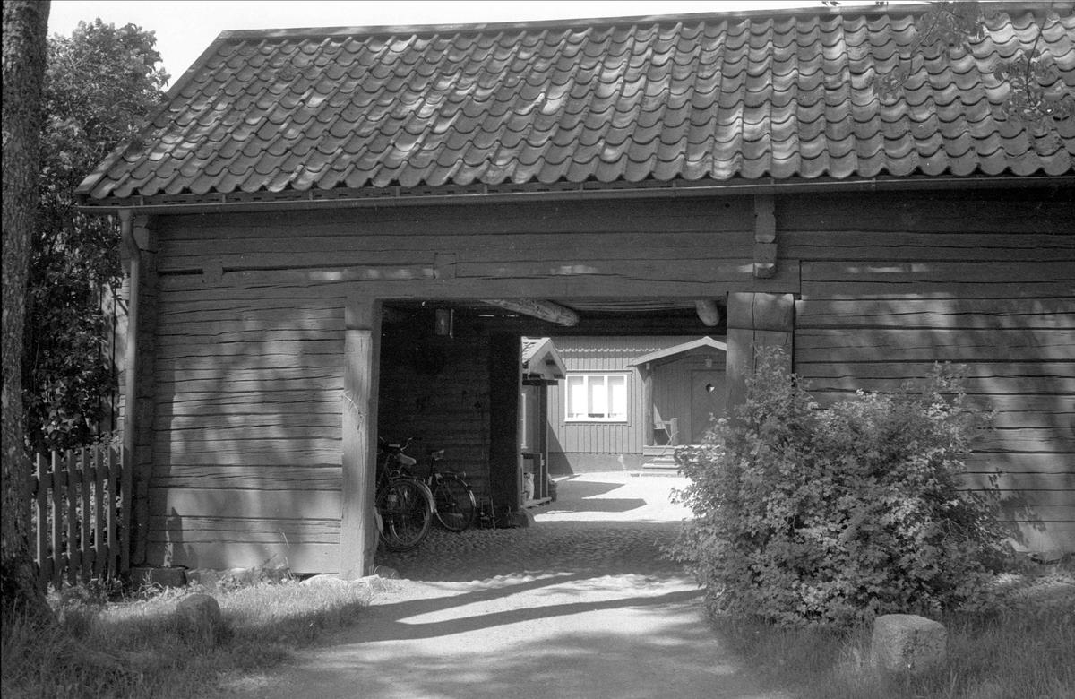 Portlider, Forkarbyholm, Bälinge socken, Uppland 1983
