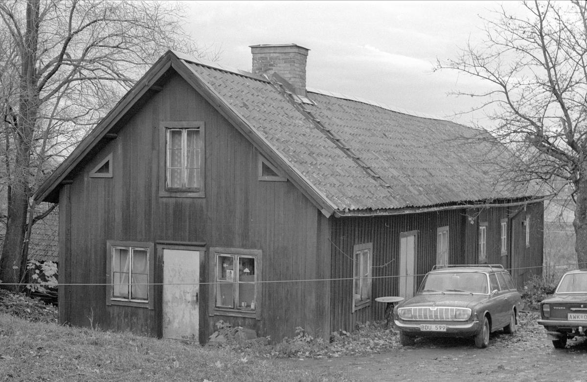 Ladugård, Odinsborg, Gamla Uppsala, 1978