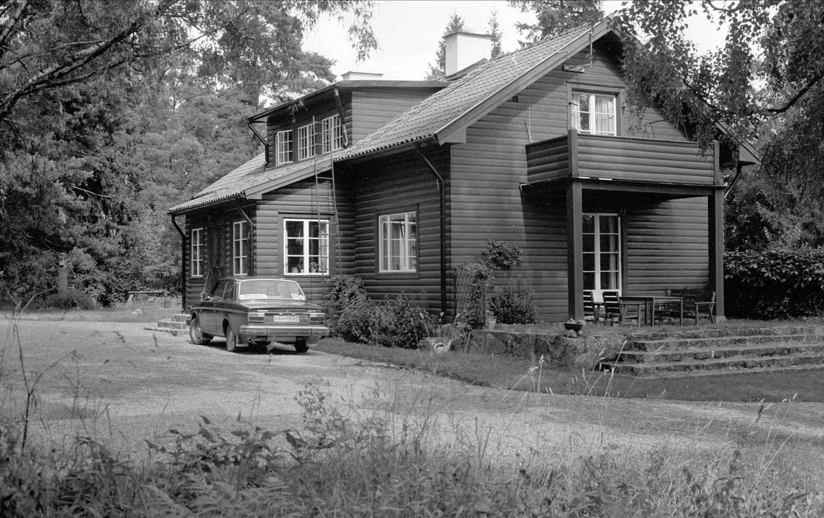 Bostadshus, Gråmunkehöga 5:3, Gråmunkehöga, Funbo socken, Uppland 1982