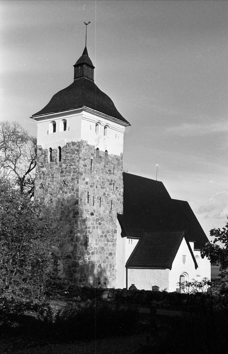Balingsta kyrka, Balingsta socken, Uppland