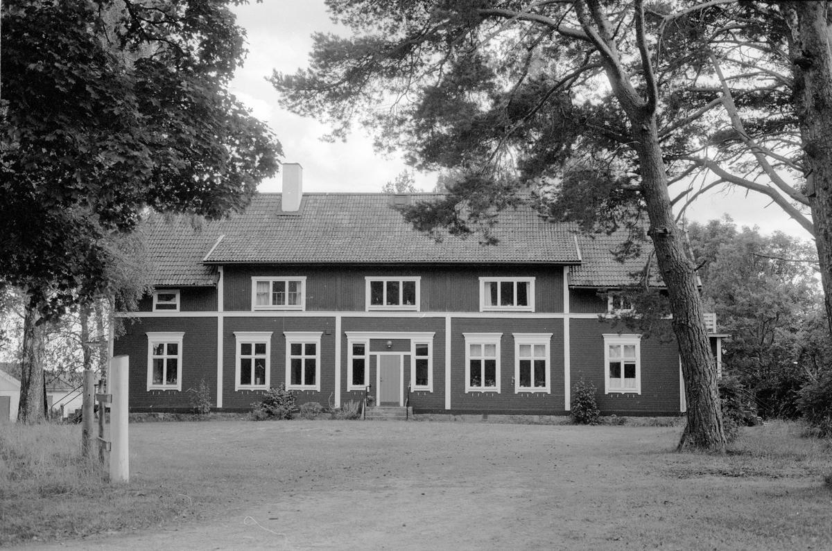 Före detta skolhus, Kolsta 3:2, Knutby socken, Uppland 1987