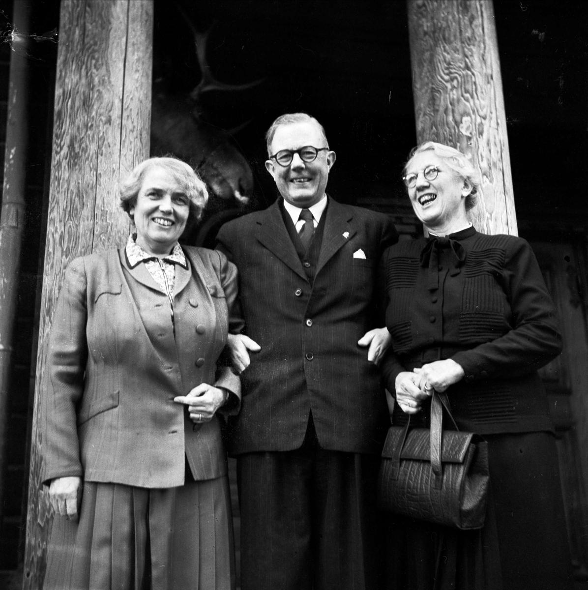 Danska lärare, hösten 1947