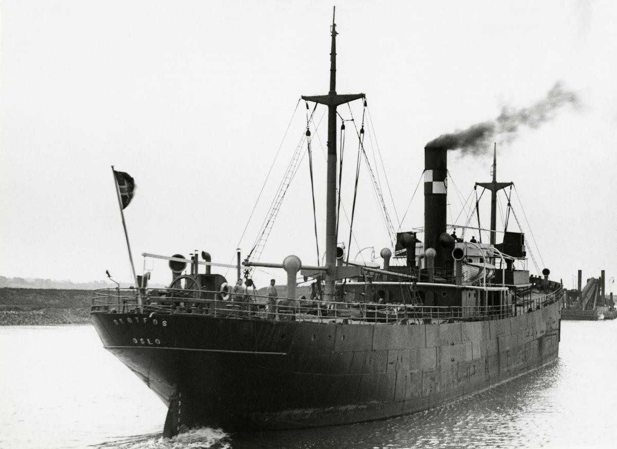 D/S Skotfos  (b.1917, Nylands Verksted, Kristiania)
