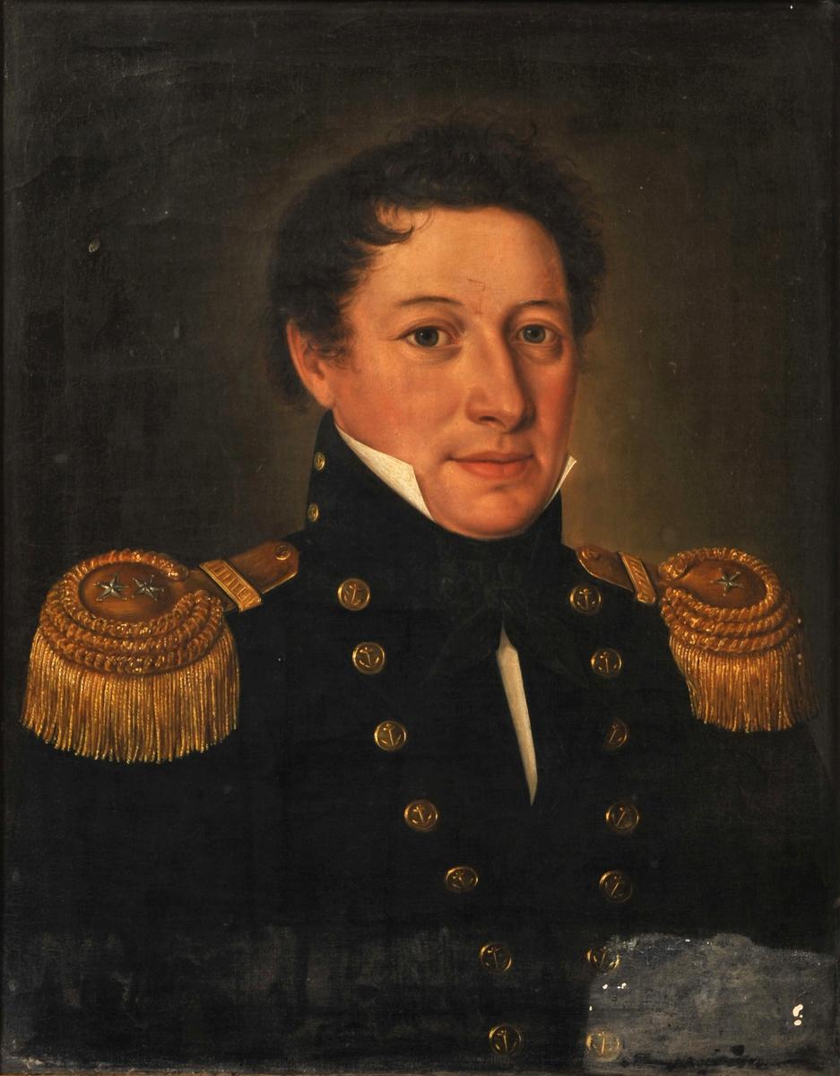 Marinekaptein Budde