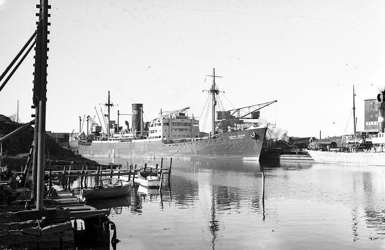 """Enligt notering: """"Rysk kolbåt Okt""""."""