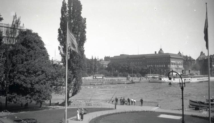 Stockholm. 12 st. Kopierade.
