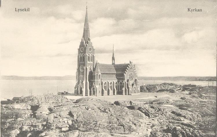 Lysekils kyrka.