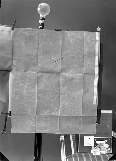 """Enligt fotografens journal nr 6 1930-1943: """"Josefsson, Landsfiskal Här""""."""