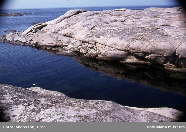 """""""Hållö. Havsvik i sydväst"""". ::"""