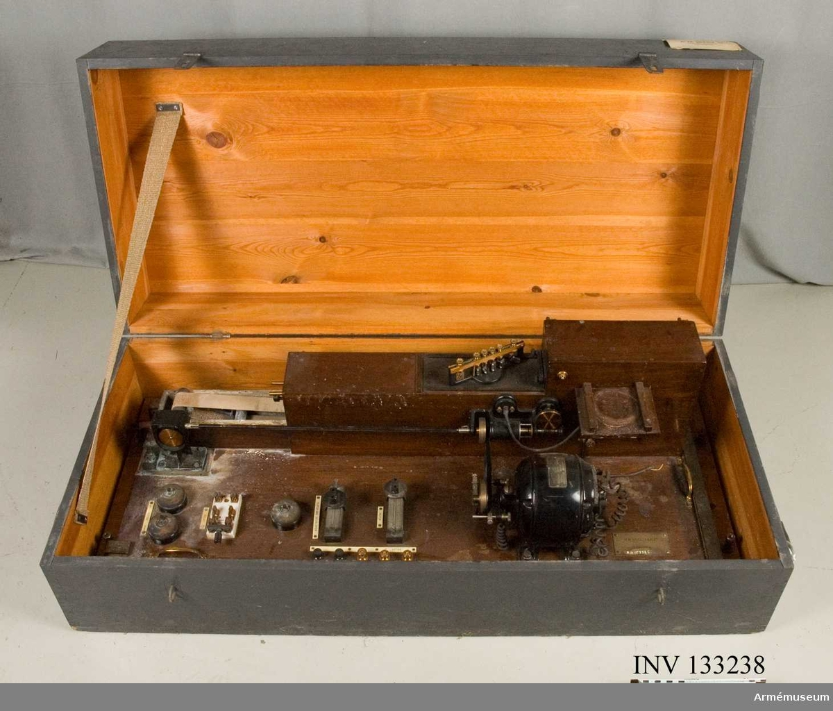 Kamerabord till ljudmätapparat