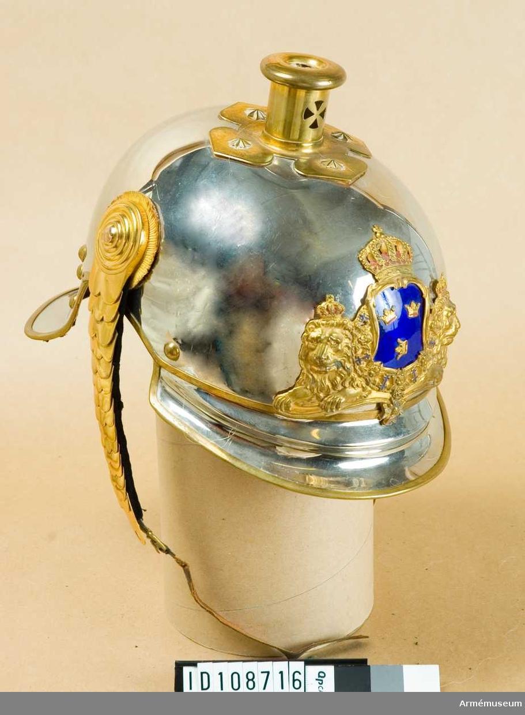 Hjälm m/1879-1900