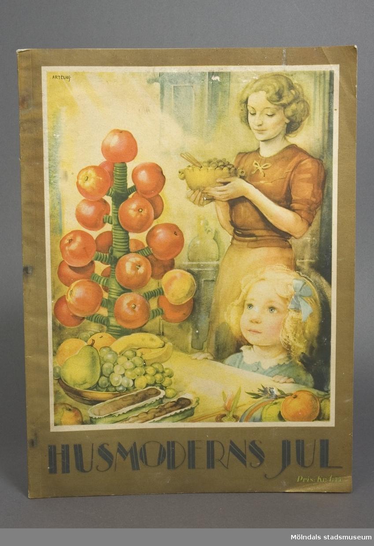 Husmoderns Jul från 1939.