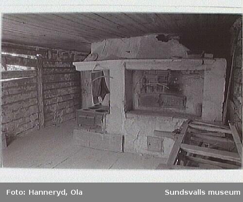 "Kulturmiljöinventering. 09-11: Torpet ""Nordwalls""."