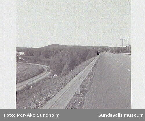 Österkolsta travträningsbana fr SO. Foto fr Timmervägen.