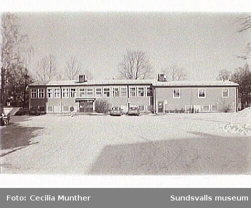 02-11 Höglundaskolan 1, Sundsvalls Stad och kn.