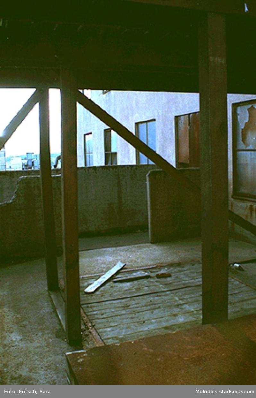 Interiör i Mölndals Kvarnby, 1996.