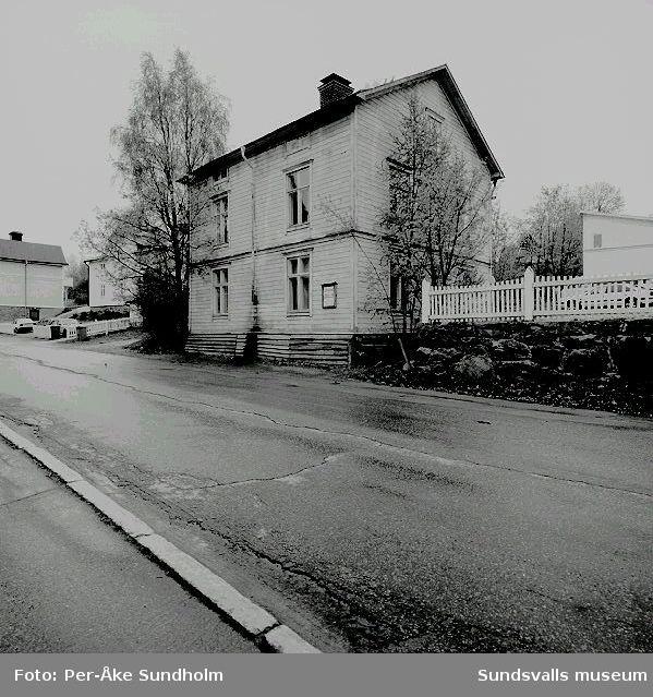 Flerbostadshus, kv. Lönnen 2, Nygatan 35.