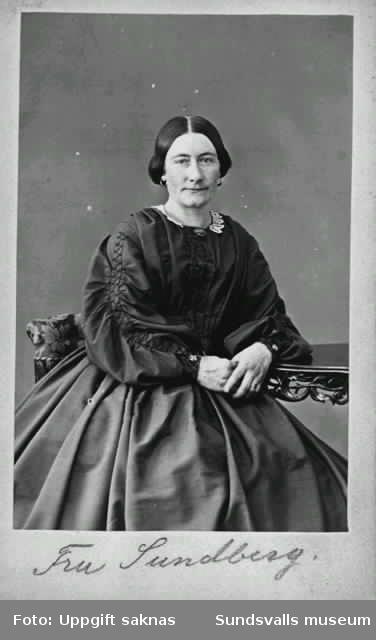 Fru Sundberg