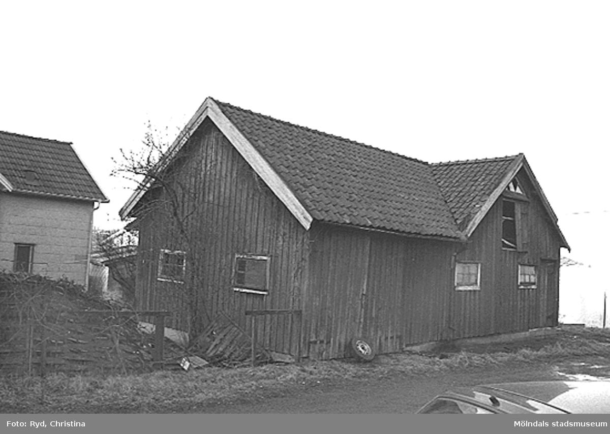 Ladugård och boningshus, Balltorp 1:113.
