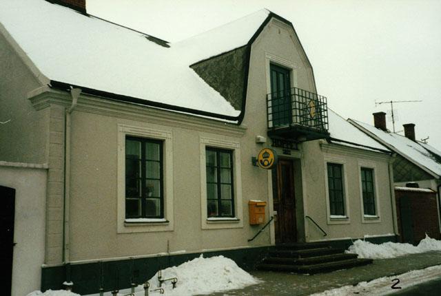 Postkontoret 272 02 Simrishamn Brantevik