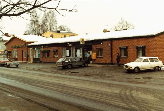 Postkontoret 820 60 Delsbo Edevägen 3