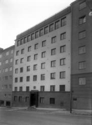 Fredrik Eens Minne Hem för ensamma mödrar,exteriör