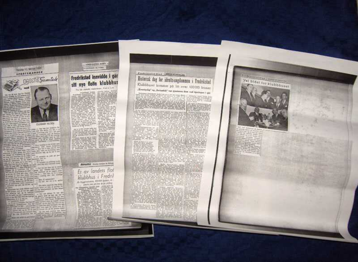 8 stk A3 fotokopier.