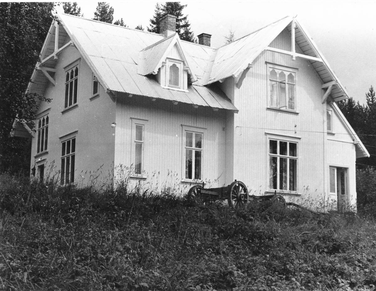 Nesmark, bolighus Åmdals Verk