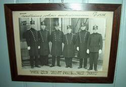 Trondhjems politi 1936