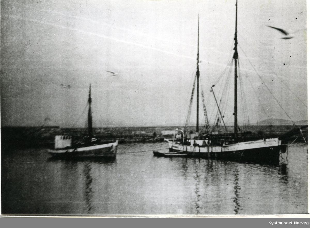 Galeas Fortuna, utenfor Nordøyan