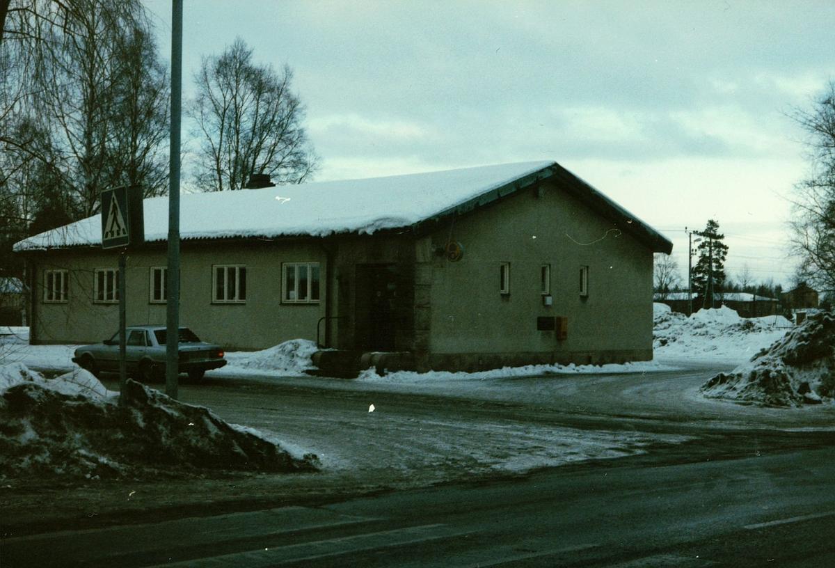 Postkontoret 772 01 Grängesberg Järnvägsplan