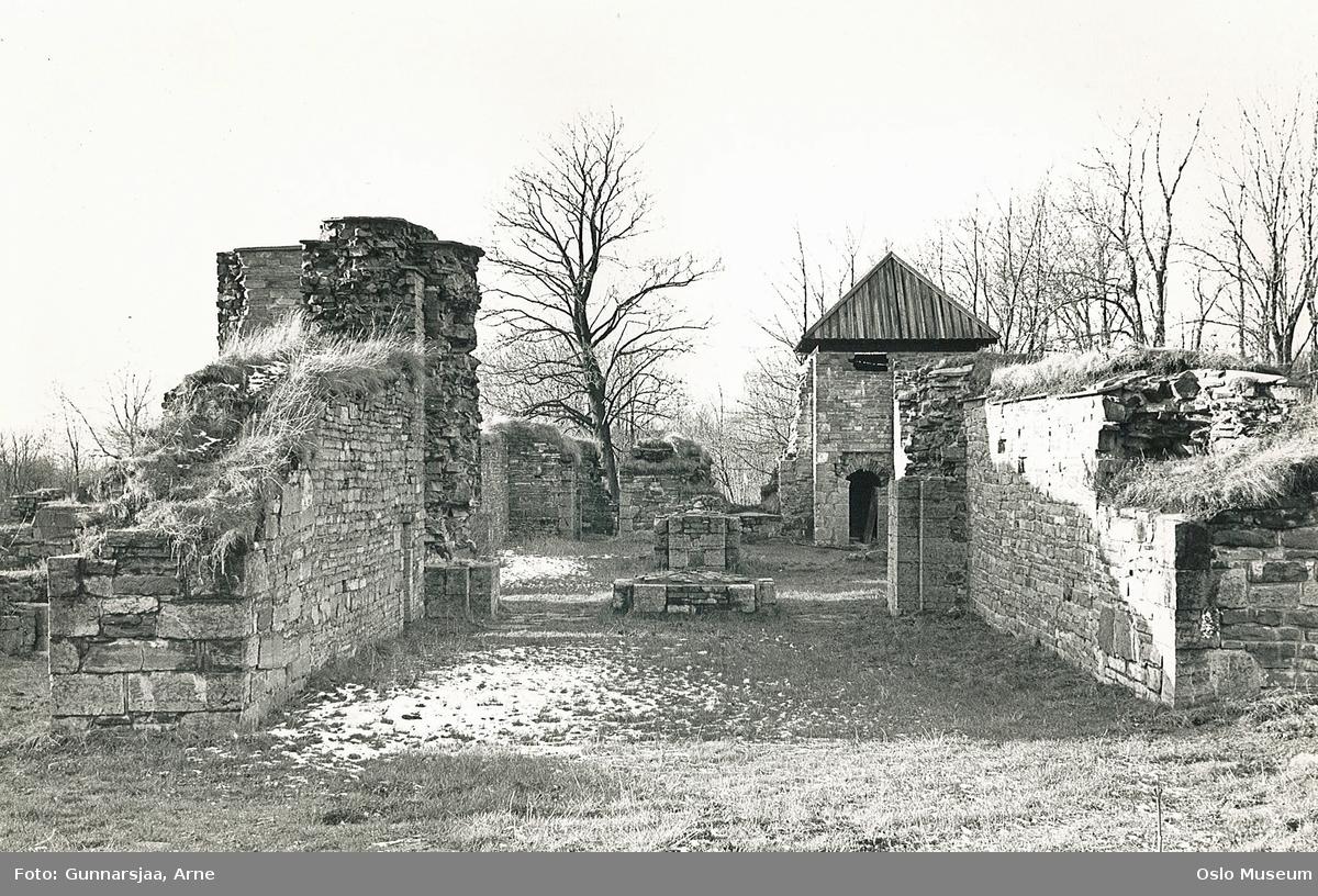 kloster, ruiner