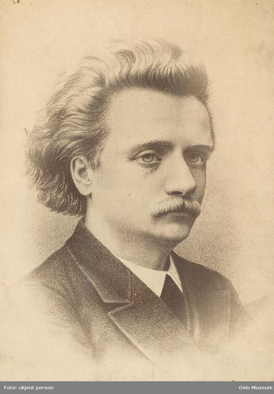 portrett, mann, komponist, brystbilde