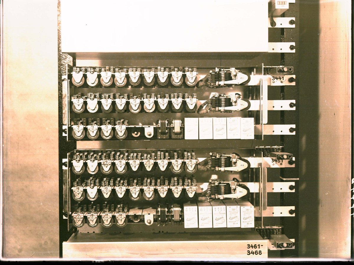 Telefonanlegg - Haugesunds Telefonselskap.