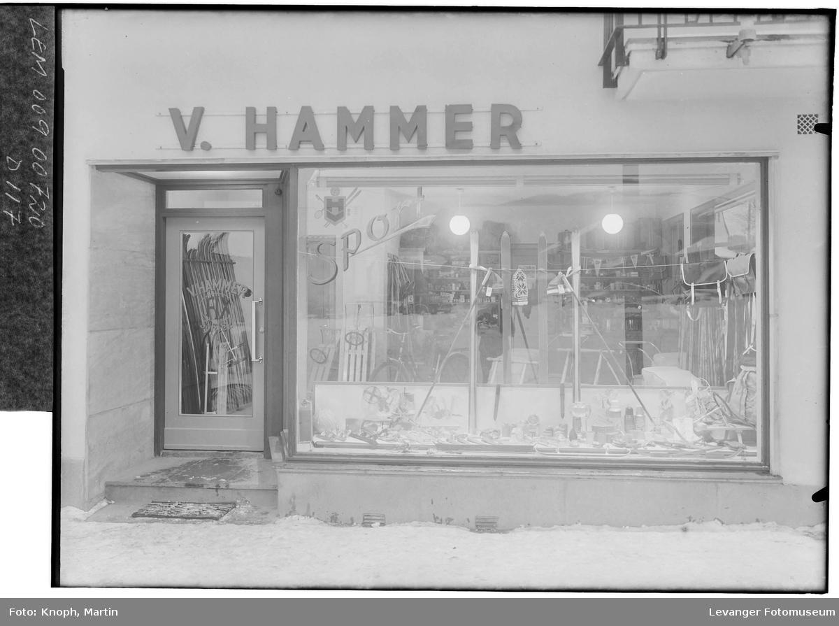 Hammer Sportsforretning, Steinkjer  IV