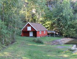Høst i parken på Berg-Kragerø Museum. 15.09.2014. Jeg gikk e