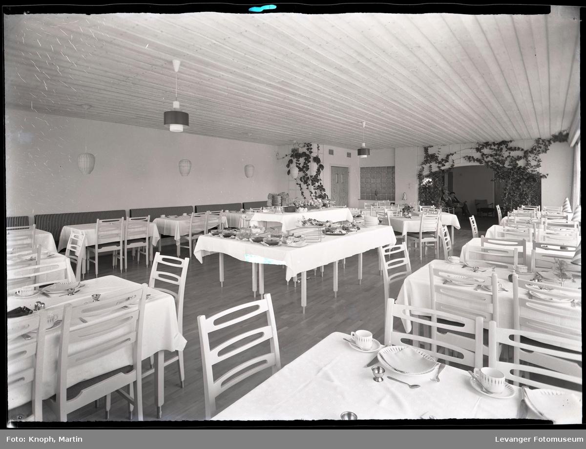 Spisesalen på Grand Hotell, Steinkjer
