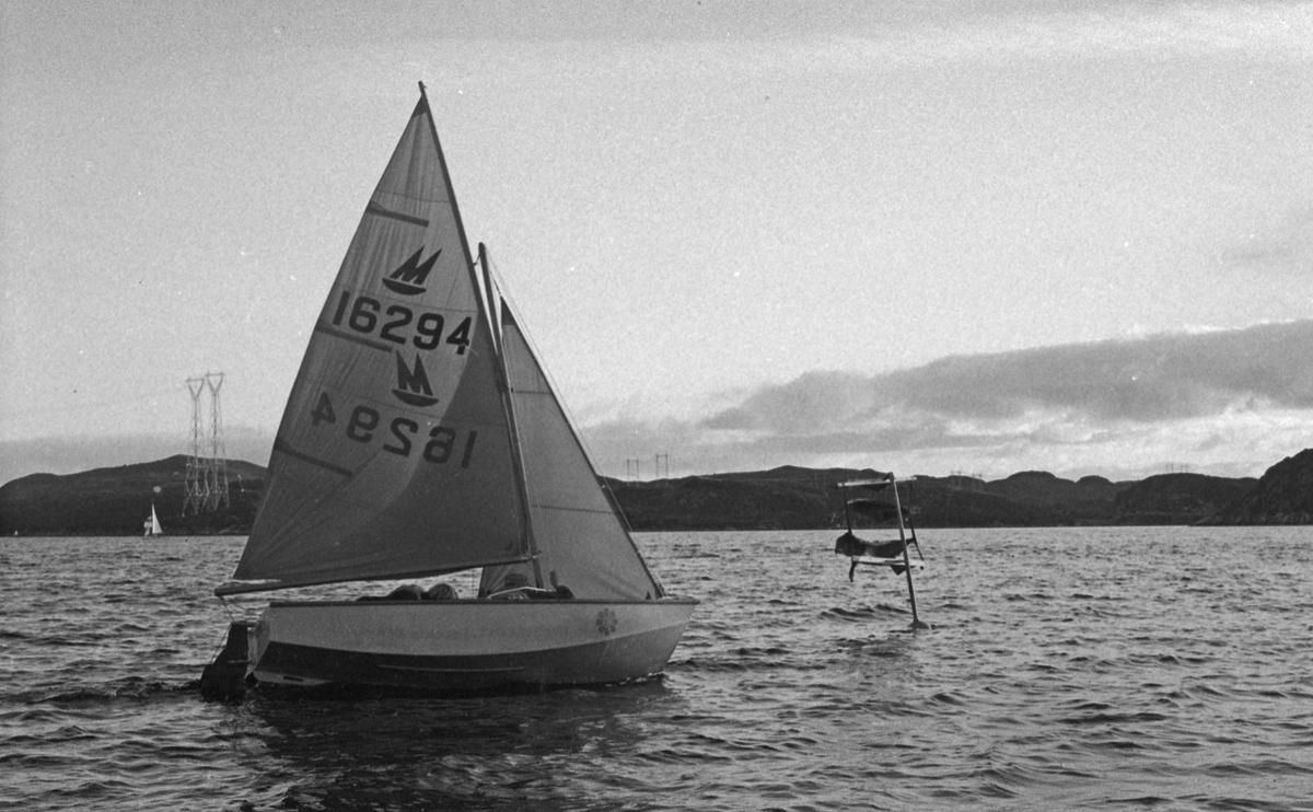 HD-Cup i seiling - 1971. Del 2 av 2.