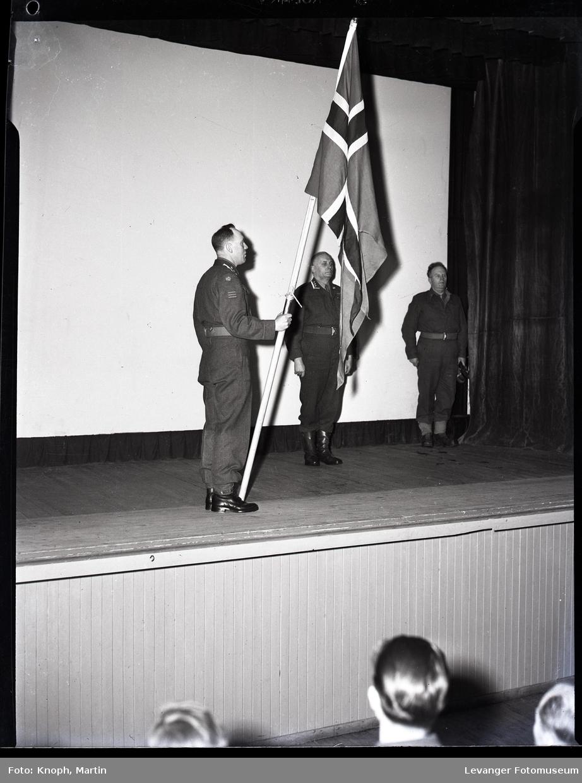 Flaggoverrekkelse  II
