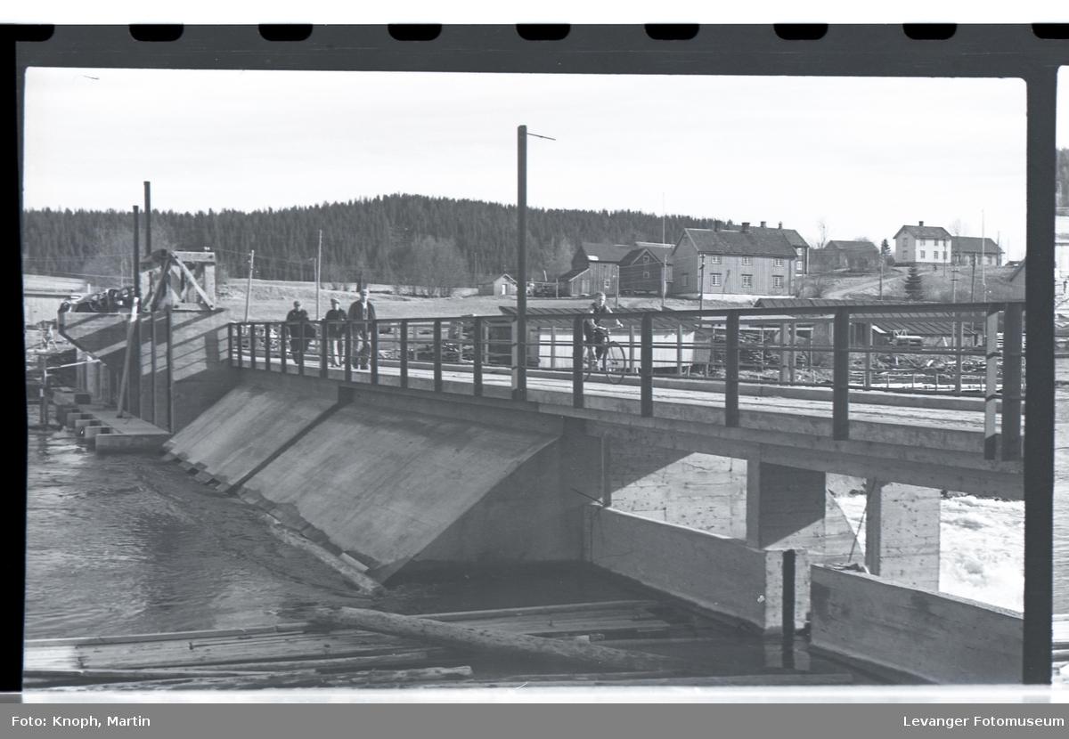 Helge-Rein-By-bruk ved Byafossen  III