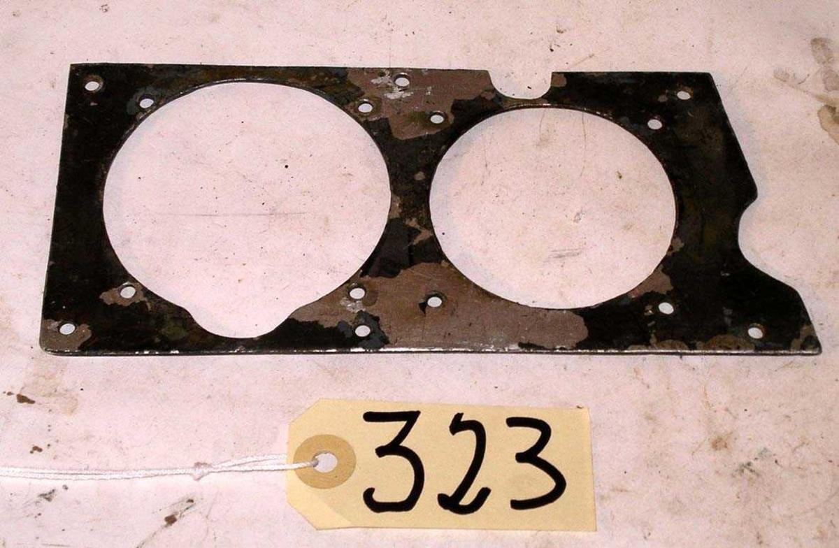 Instrumentpanel Ju88