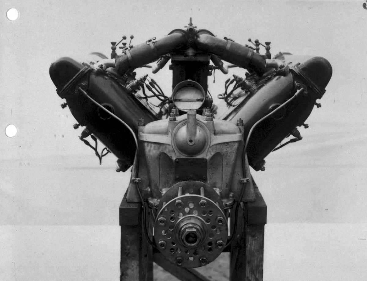 En flymotor