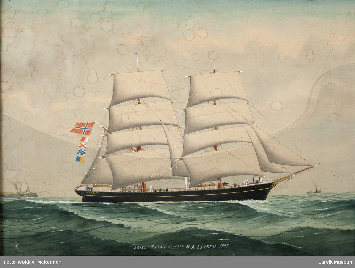 Briggen Ariel av Larvik