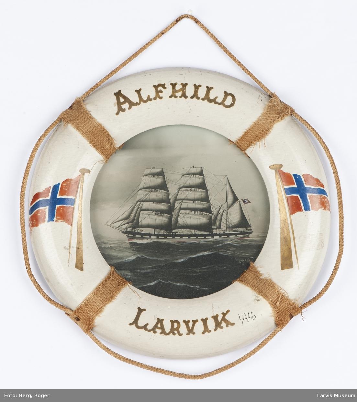 Bark Alfhild av Larvik
