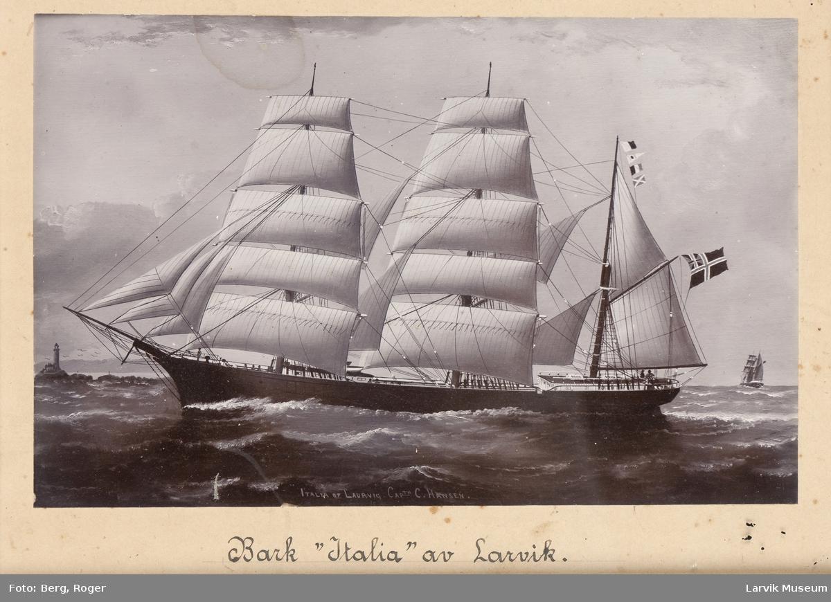 Bark Italia av Larvik