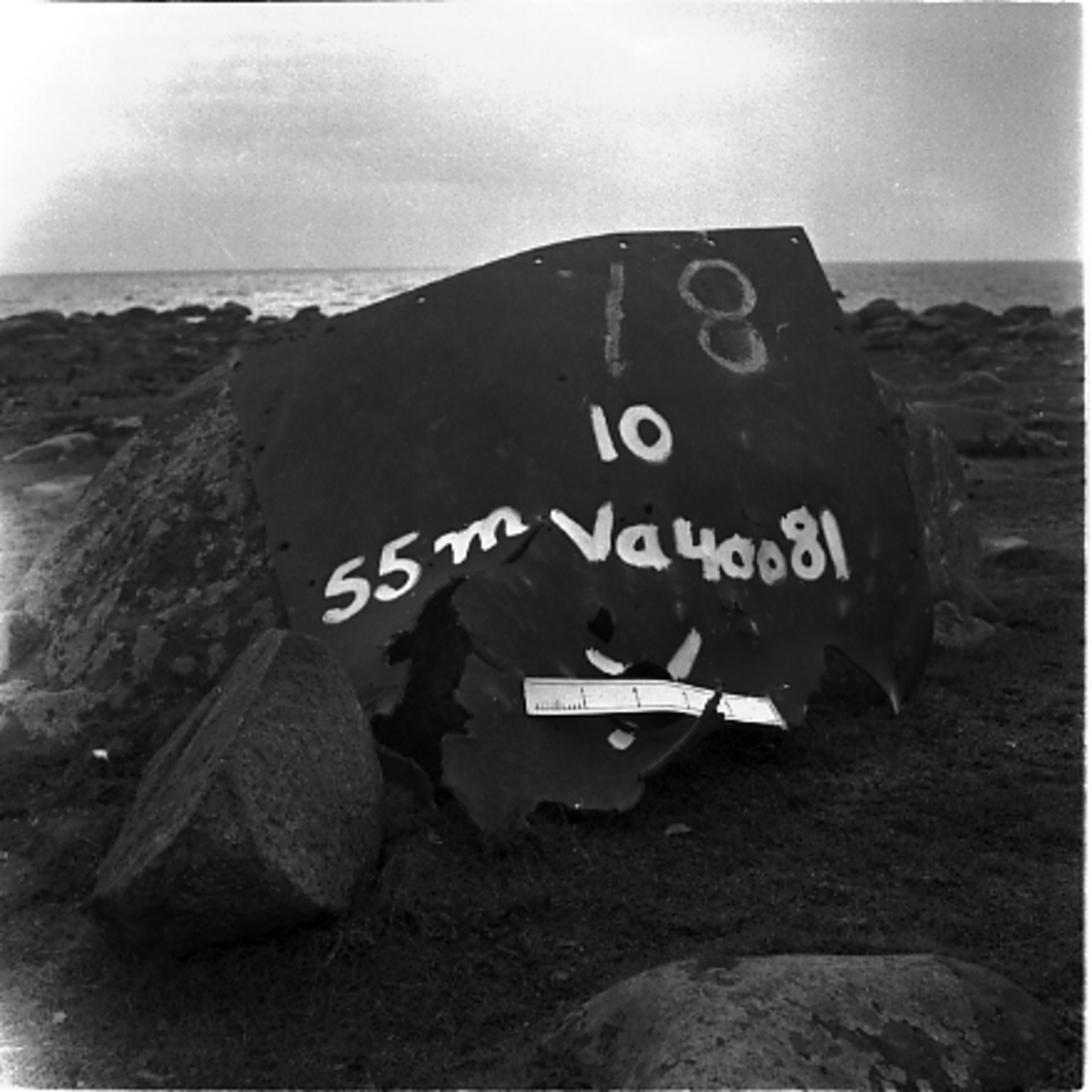 Övrigt: Art. sekt. skjutning med 15 cm kanonpå Torhamn