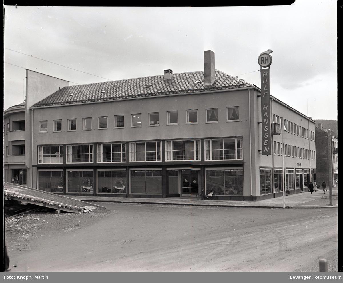 Rolf Hansen-gården på Steinkjer  II